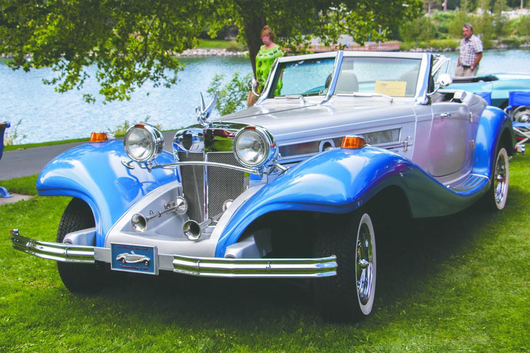 1934 Mercedes 500K